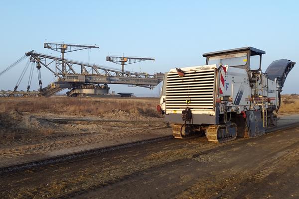 Rückbau Tagebau
